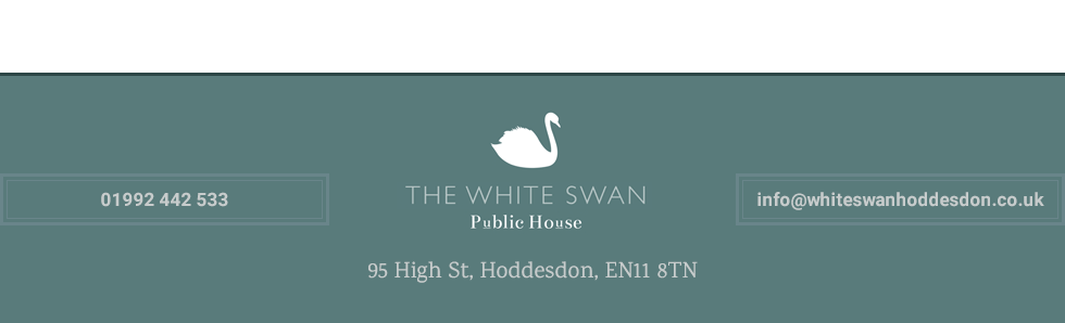 Thanks for visiting The White Swan